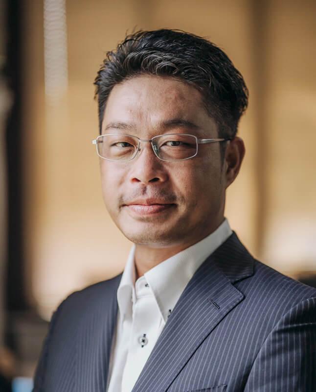 代表取締役 上野 佑輔